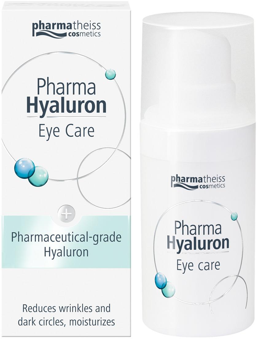 Крем Pharma Hyaluron, для кожи вокруг глаз, 15 мл