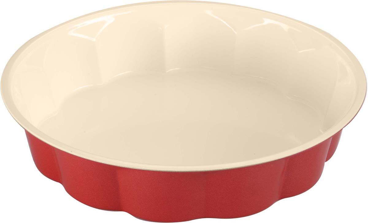 """Форма для выпечки """"Bekker"""" с антипригарным покрытием, диаметр 26 см. BK-3966"""