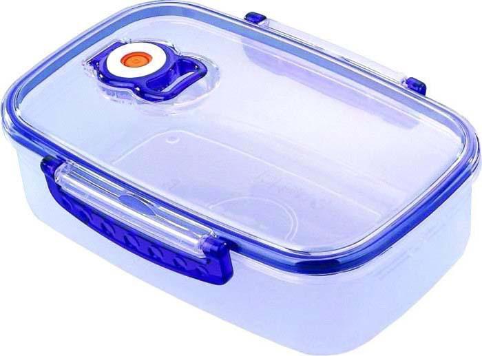 Контейнер пищевой вакуумный Bekker Koch, прямоугольный, 1,1 л контейнер пищевой вакуумный bekker koch прямоугольный 1 1 л