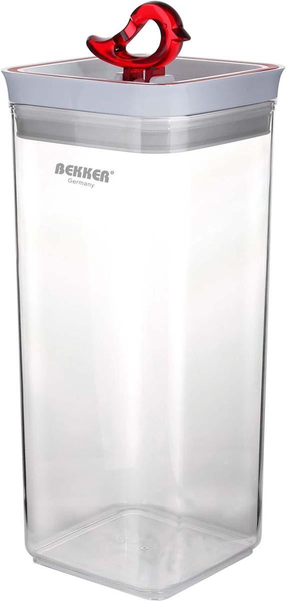 """Контейнер для сыпучих продуктов """"Bekker"""", 3,2 л"""