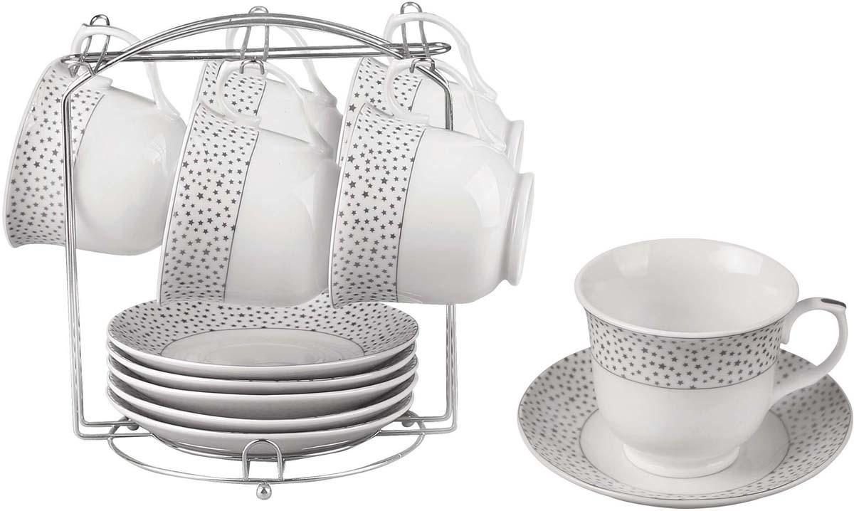 Чайный набор Bekker, 13 предметов. BK-6804 набор кастрюль bekker jumbo bk 962 6 предметов