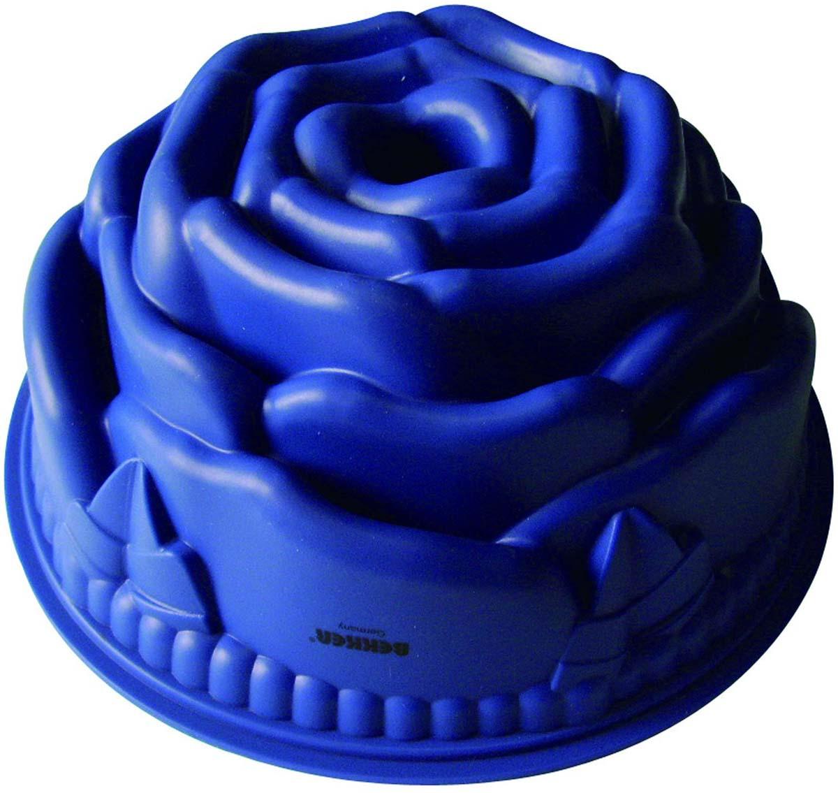 "Форма для выпечки Bekker ""Роза"", 23 х 23 х 9 см"