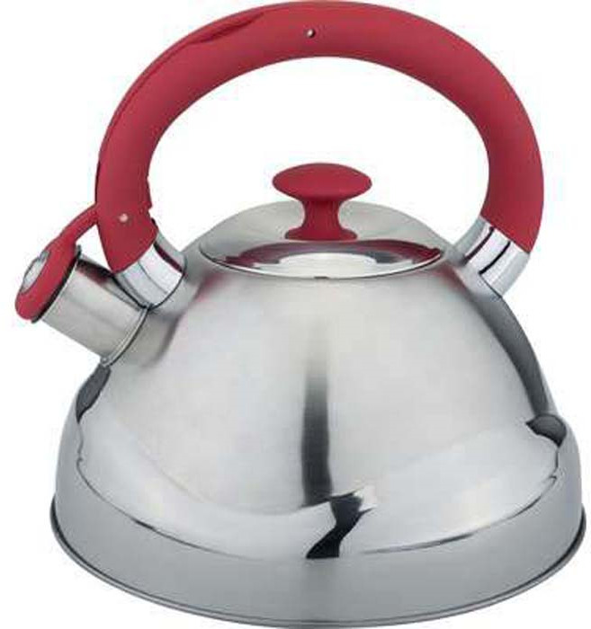Чайник Bekker, 3 л. BK-S587 чайник металический со свистком 3 л bekker bk s433