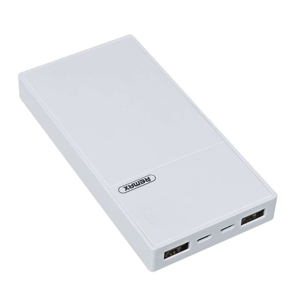 Power Bank 10000 mAh Remax Thoway RPP-55 White power bank 10000 mah remax rpp 85 red