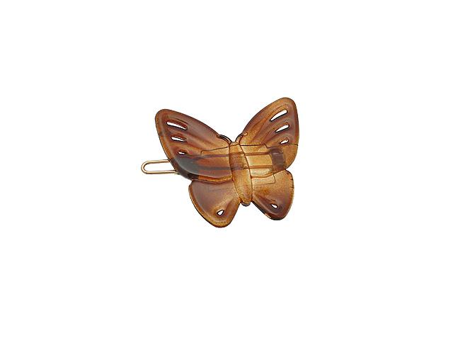 Заколка для волос женская Magie Accessoires, 371432, коричневый