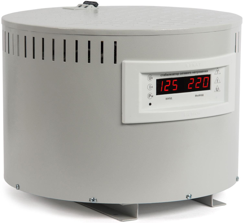 Стабилизатор напряжения SKAT  STP-10000, белый