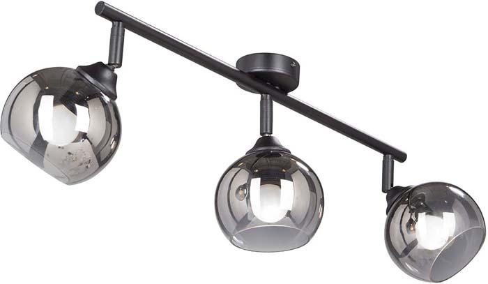 Люстра Vitaluce, 3 х Е27, 60 Вт. V4313-1/3PLV4313-1/3PLПотолочный светильник VITALUCE Рассчитан на 3 лампочки накаливания или светодиодные, мощностью до 60 Вт каждая (цоколь Е27). Для использования в жилых помещениях.