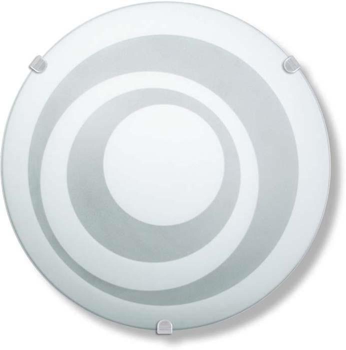 Светильник настенно-потолочный Vitaluce, 1 х Е27, 100 Вт. V6028/1A светильник настенно потолочный vitaluce linn v6001 1a 1х100вт е27 металл стекло