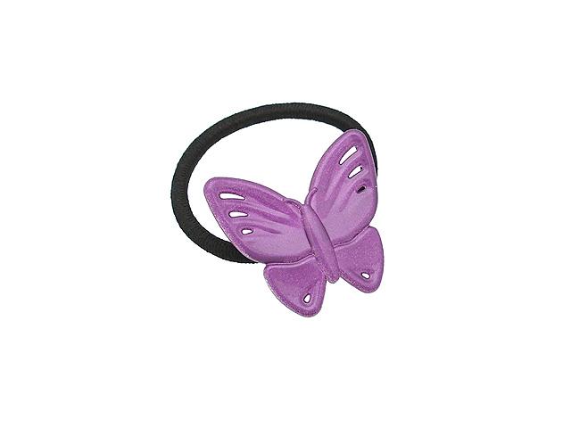 Резинка для волос женская Magie Accessoires, 371482, фиолетовый