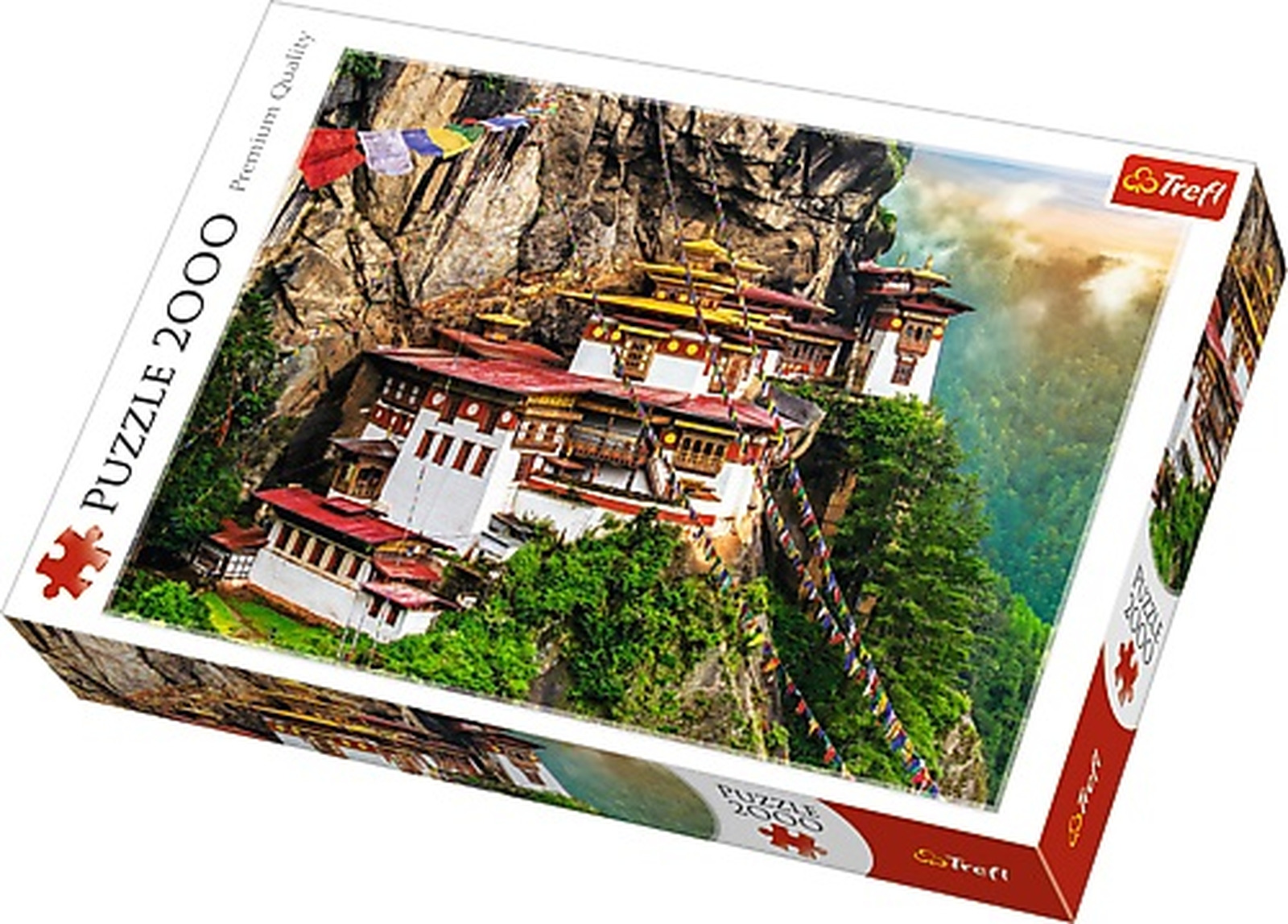 Пазл Trefl Тигровое гнездо, Бутан j d heinichen sinfonia in d major seih 207