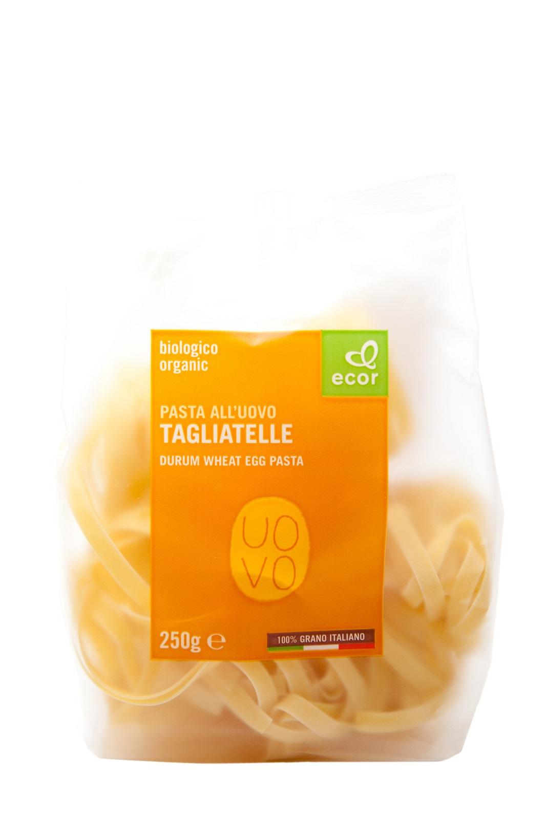 Макаронное изделие ECOR Тальятелле из твердых сортов пшеницы цена