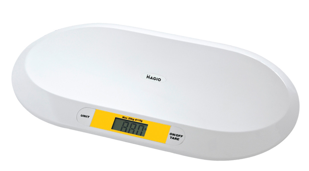 Детские весы Magio 20 кг