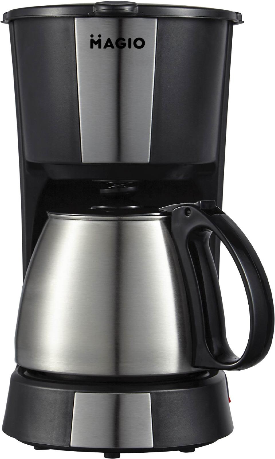 Кофеварка капельная Magio МG-961, с кофейником
