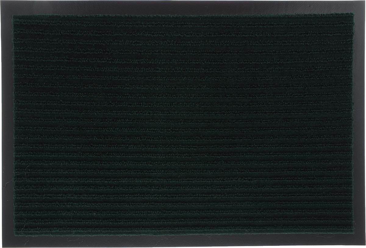 Коврик придверный Стар Экспо Стандарт, влаговпитывающий, цвет: зеленый, 40 х 60 см сувенир экспо