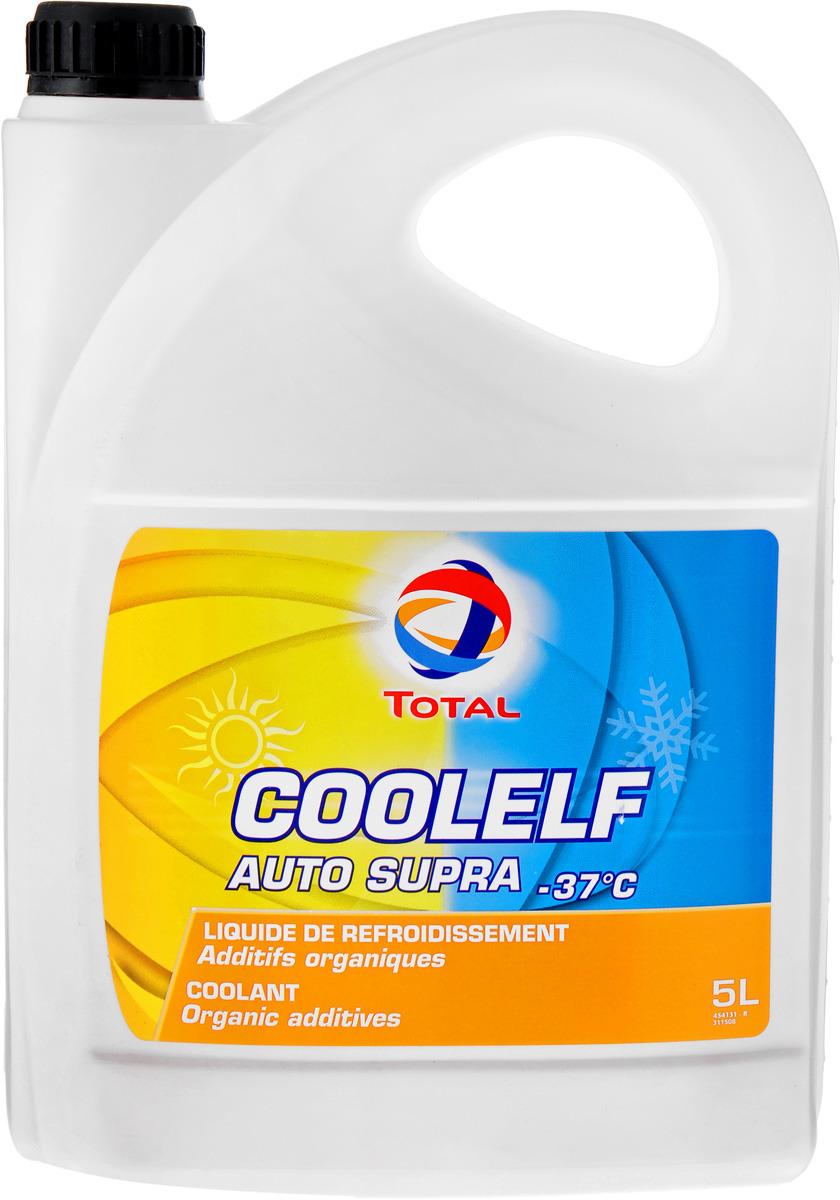 Охлаждающая жидкость Total Coolelf Auto Supra -37, 5 л