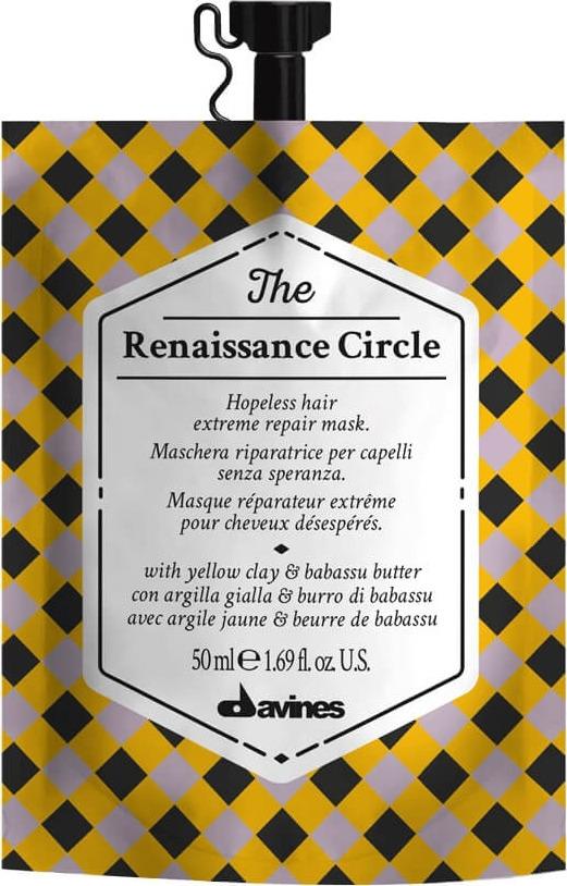Маска для безнадежных волос Davines The Renaissance Circle, 50 мл цена и фото