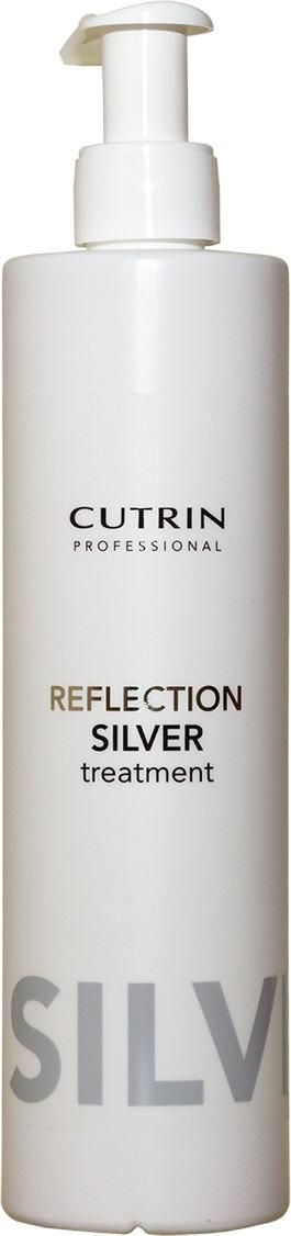 Маска для волос Cutrin Reflection Color Care Серебристый иней, 500 мл маска для волос cutrin reflection color care карамель 200 мл