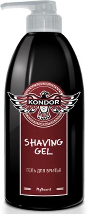 Гель для бритья Kondor My Beard, 750 мл Kondor