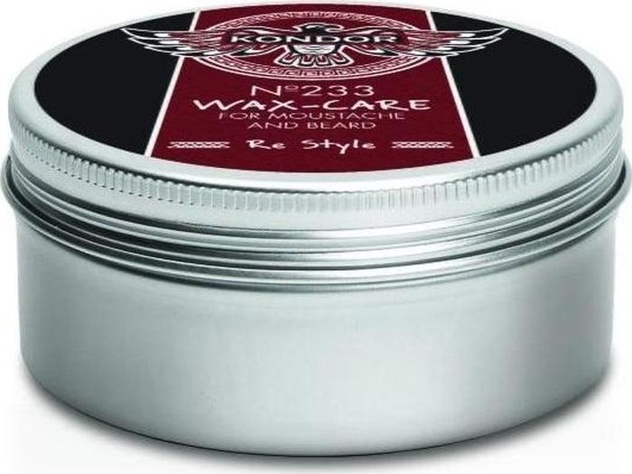 Воск-уход для усов и бороды Kondor Re Style №233, 30 мл воск уход для бороды и усов re style 233 30 мл