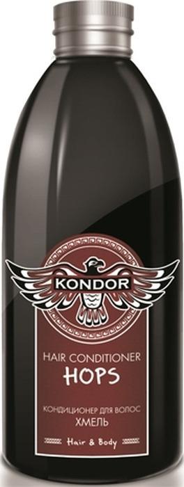 Кондиционер для волос Kondor Hair&Body Хмель, 300 мл кабель akai usb – apple lighting gray