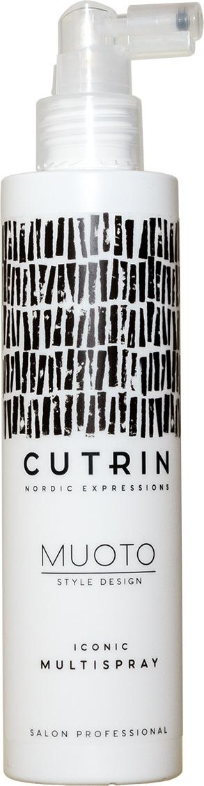 цена на Спрей для укладки волос Cutrin Muoto Iconic Multispray, 200 мл