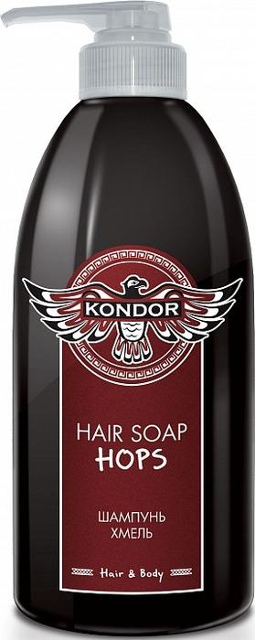 Шампунь для волос Kondor Hair&Body Хмель, 300 мл
