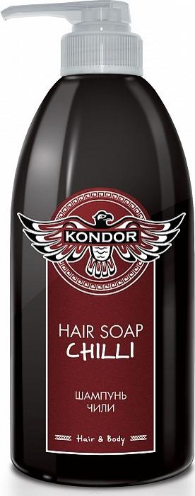Шампунь для волос Kondor Hair&Body Чили, 300 мл