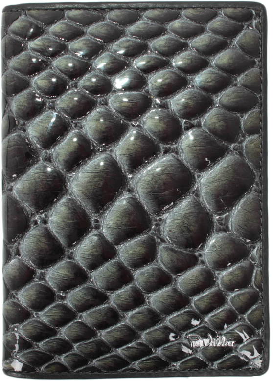 Обложка для паспорта женская Paulo Villar, цвет: серый. 00058248 j davim paulo biotribology