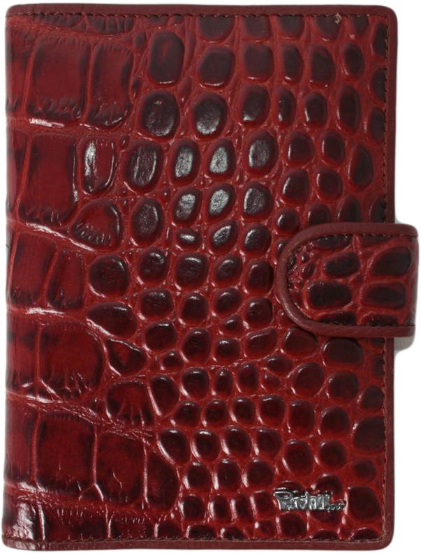Обложка для автодокументов женская Paulo Villar, цвет: коричневый. 00058271 обложка для автодокументов со сменным блоком к з лезар цвет коричневый 15ад и