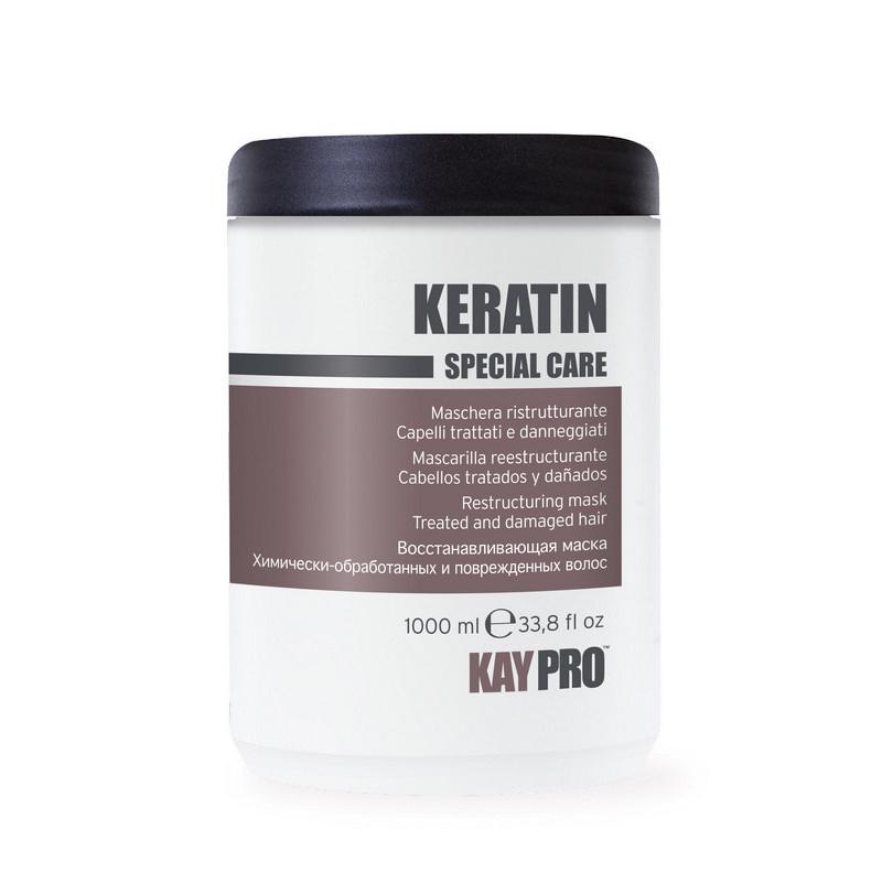 Маска KayPro с кератином, 1000 мл
