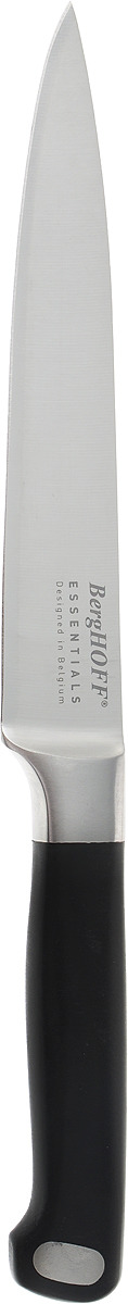 Нож универсальный BergHOFF Gourmet, длина лезвия 15 см тумба с раковиной smile монтэ 90 светло серый z0000012249 z0000012134