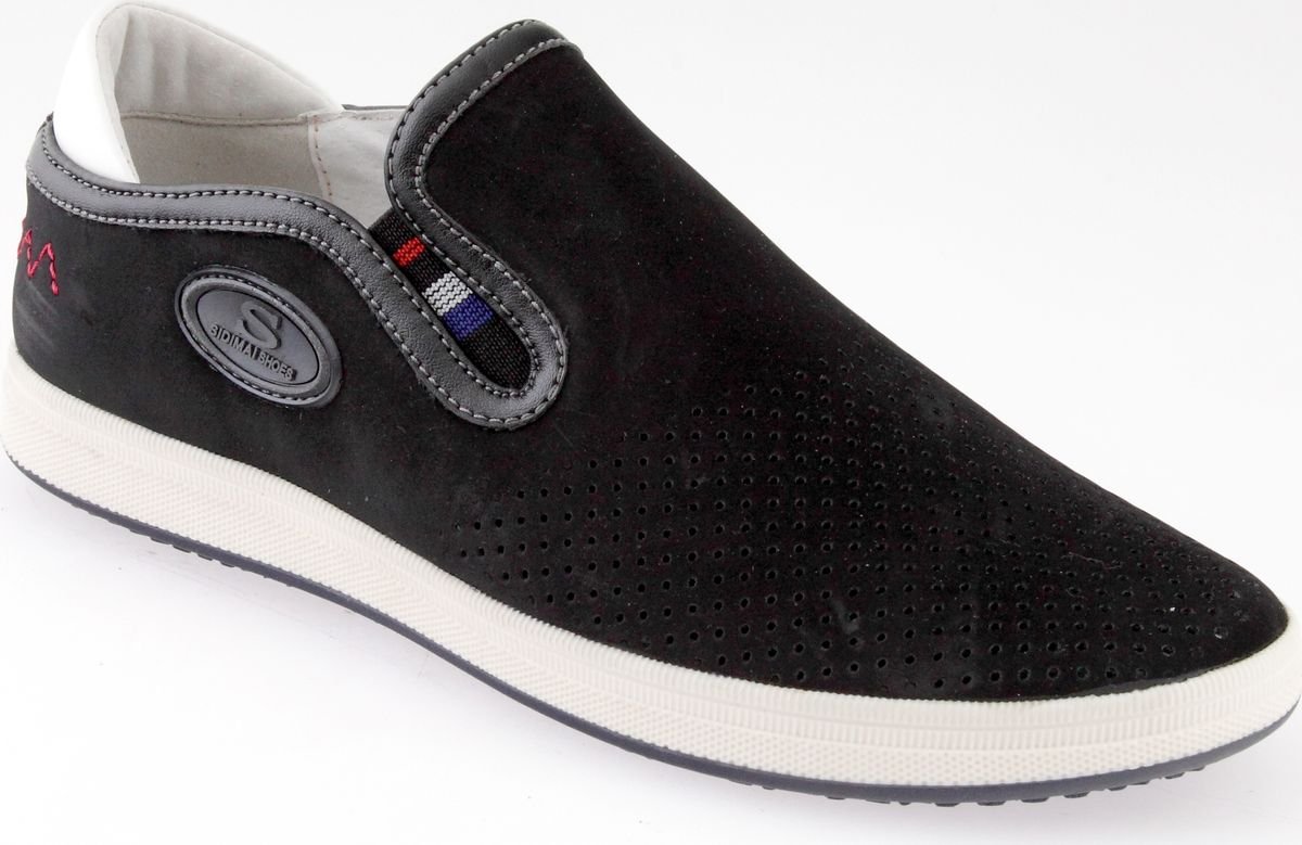 Слипоны KENKA туфли для мальчика kenka цвет черный gic