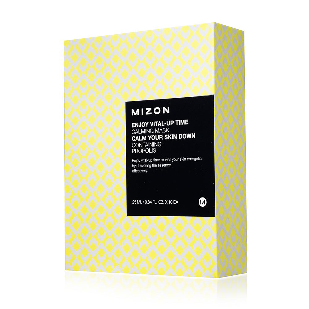 Маска Mizon Enjoy Vital-Up Time Calming Mask-Set успокаивающая, 25 мл