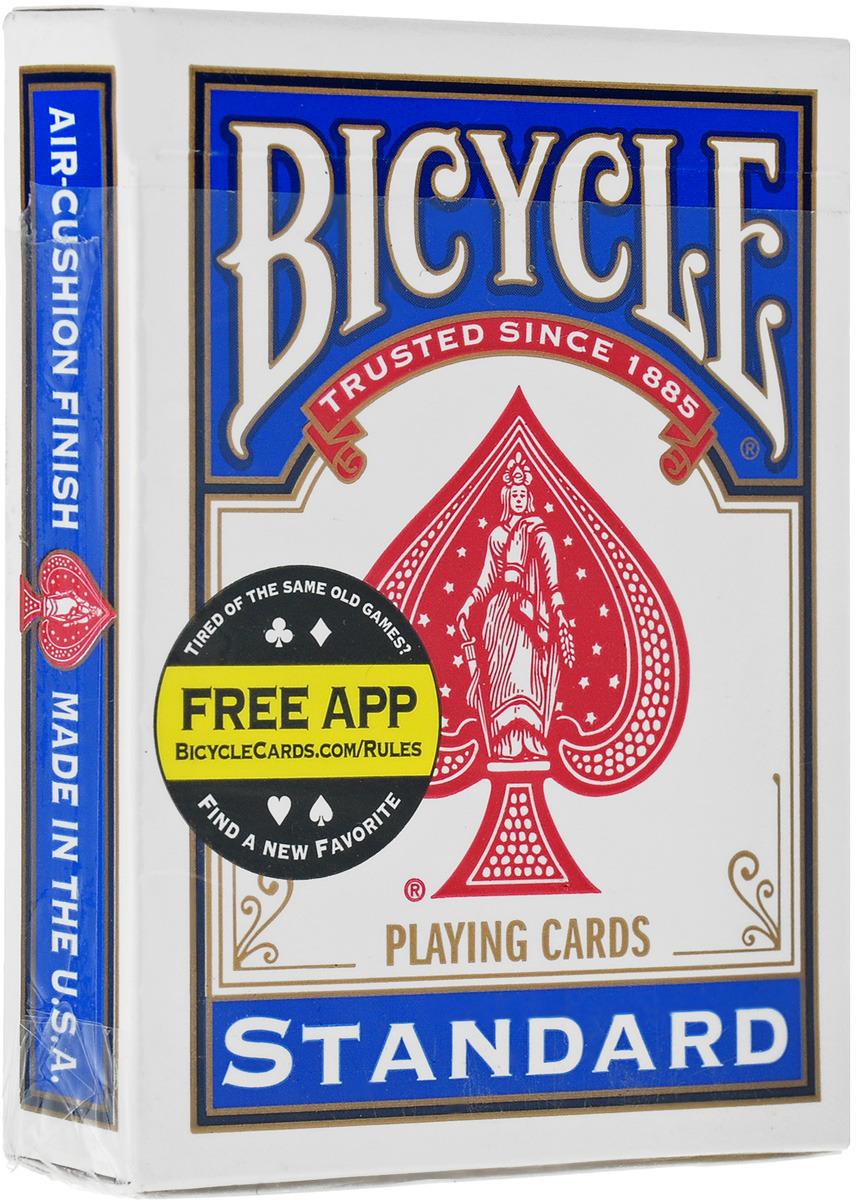 Карты для фокусов Bicycle Double Face, 56 шт mymei outdoor 90db ring alarm loud horn aluminum bicycle bike safety handlebar bell