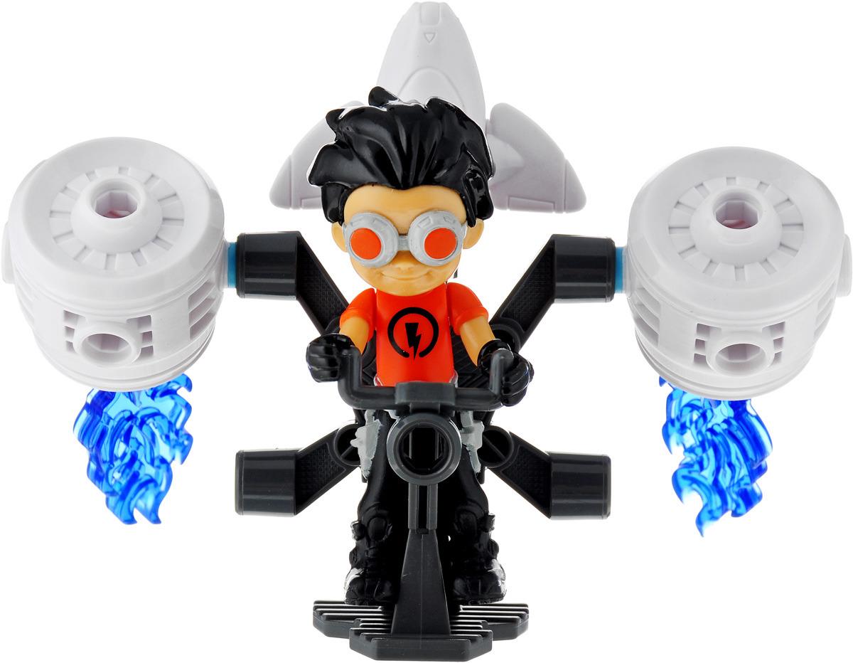 Строительный набор Rusty Rivets, маленький, с фигуркой героя Jet pack rusty rivets строительный набор большой с фигуркой героя 28106