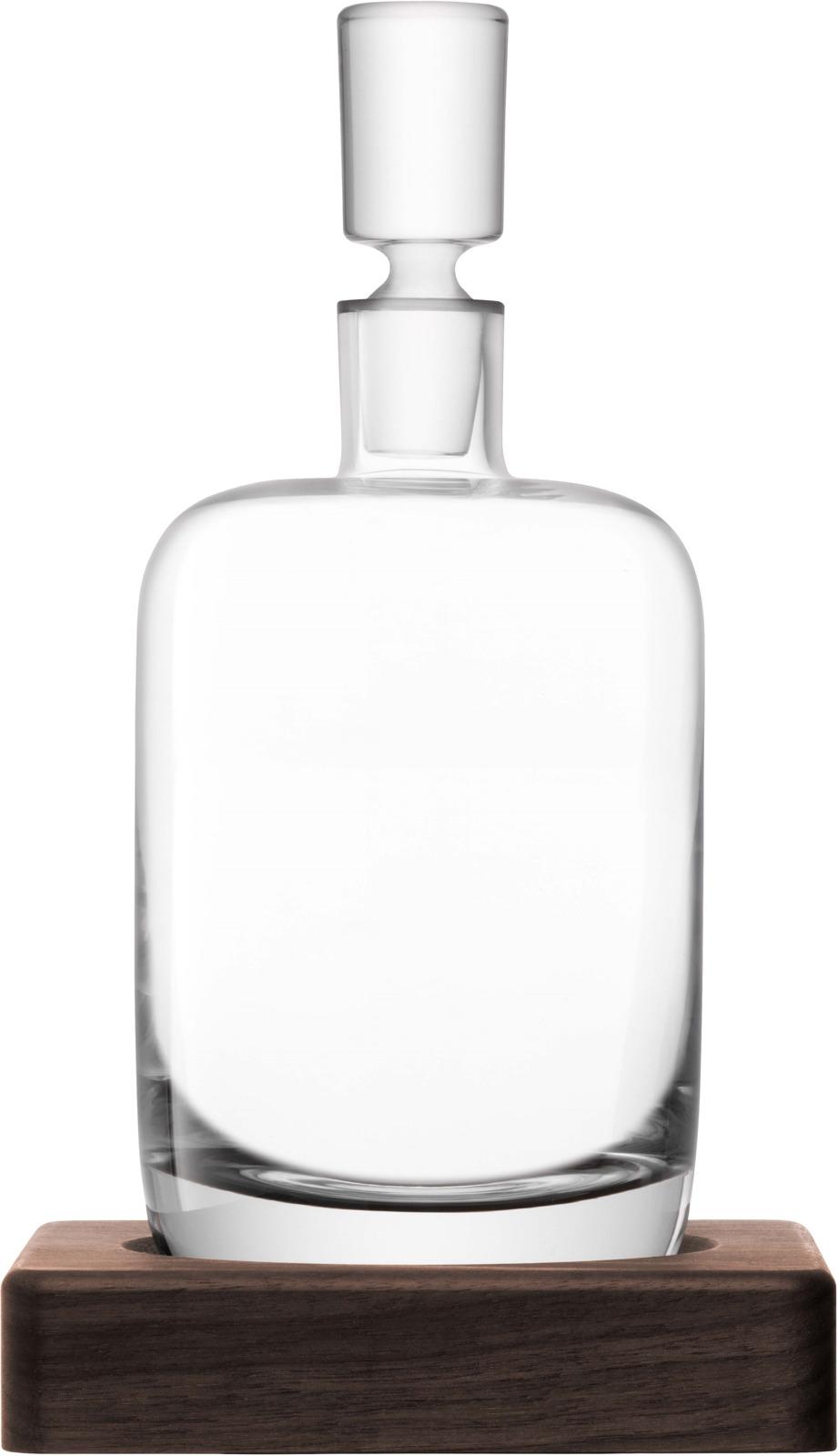 Декантер LSA Renfrew Whisky, с подставкой, 1,1 л декантер lsa international flask 0 8 л
