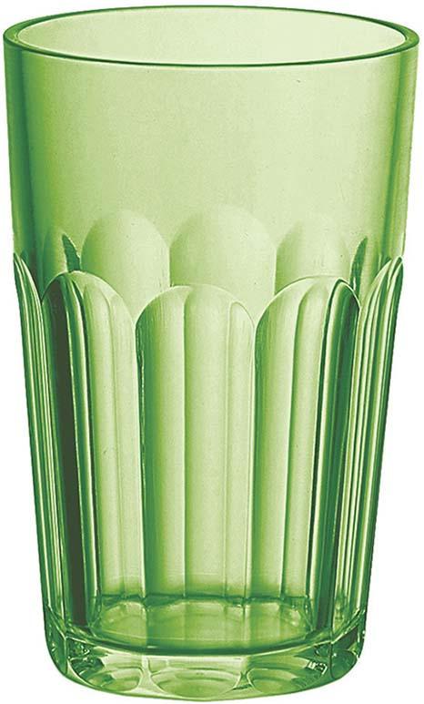 Стакан Guzzini Happy Hour, цвет: зеленый, 420 мл