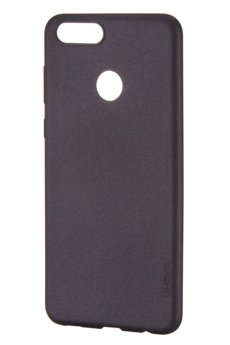 Чехол для сотового телефона X-level Huawei Honor 7X, черный