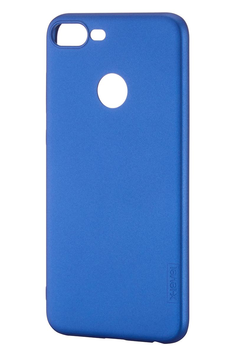 Чехол для сотового телефона X-level Huawei Honor 9 Lite, синий