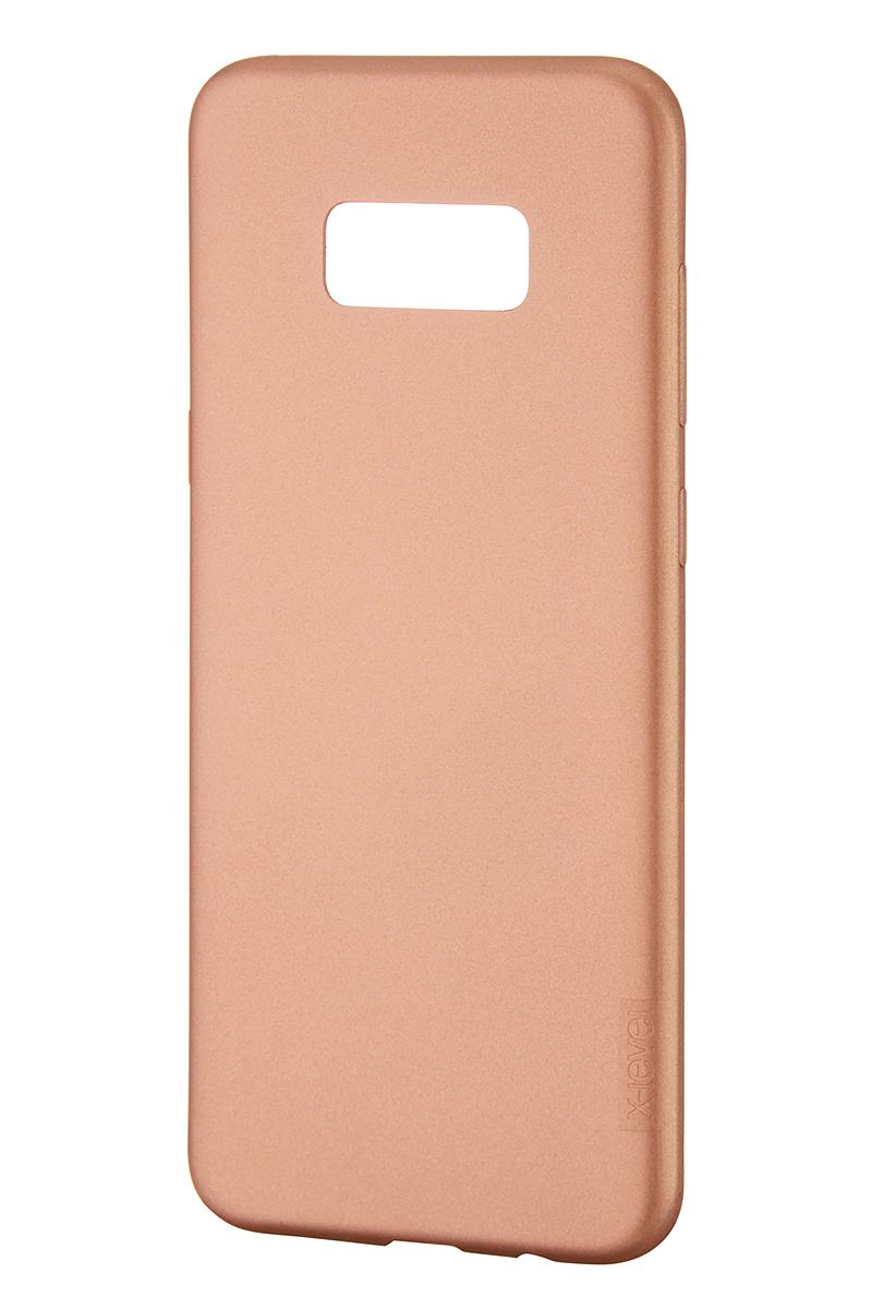 Чехол для сотового телефона X-level Samsung S8 Plus, золотой чехол для сотового телефона x level samsung s8 бордовый