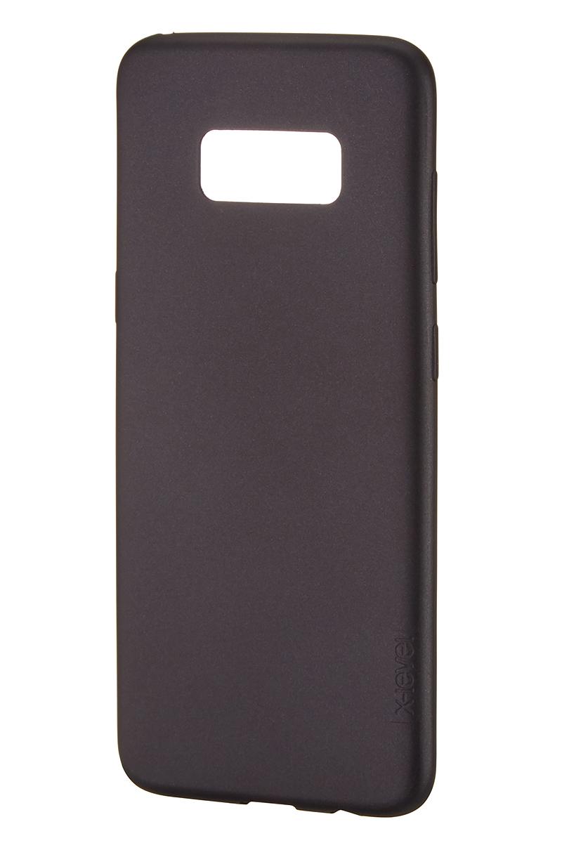 Чехол для сотового телефона X-level Samsung S8, черный чехол для сотового телефона x level samsung s8 бордовый
