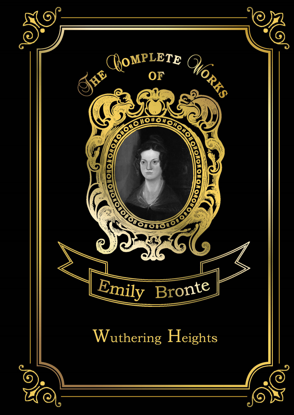 C. Bronte Wuthering Heights bronte c the professor