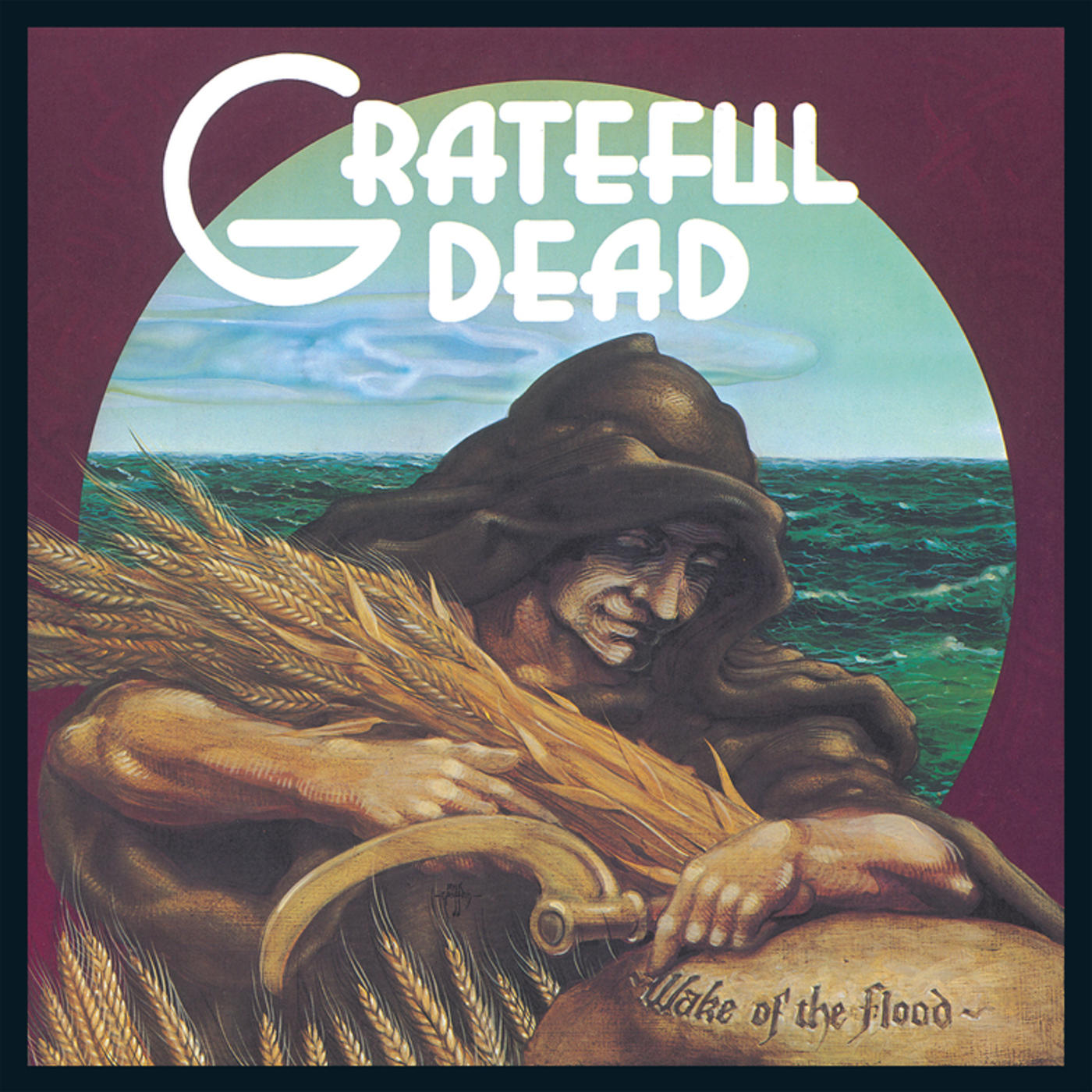 The Grateful Dead Grateful Dead. Wake Of The Flood (LP) the grateful dead grateful dead grateful dead records collection 5 lp