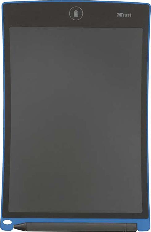Графический планшет Trust Wizz Digital Writing Pad With 8.5 (80/1440) графический планшет wacom intuos draw pen s white ctl 490dw n