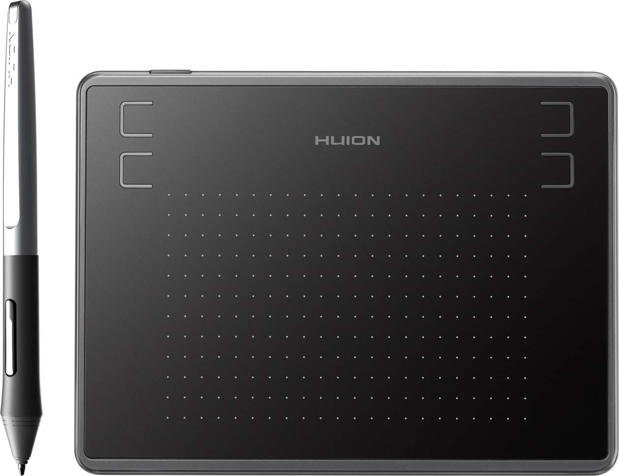 Графический планшет Huion Inspiroy H430P (20/320) zte планшет в подарок