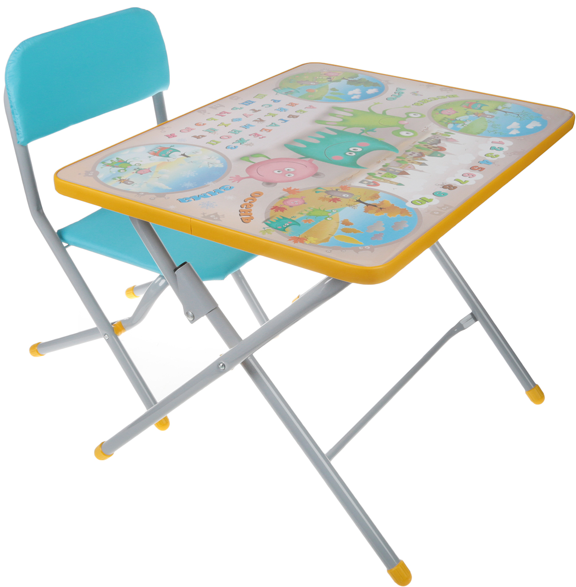 Фея Набор детской мебели Досуг Монстрики фея набор детской мебели досуг динозаврики
