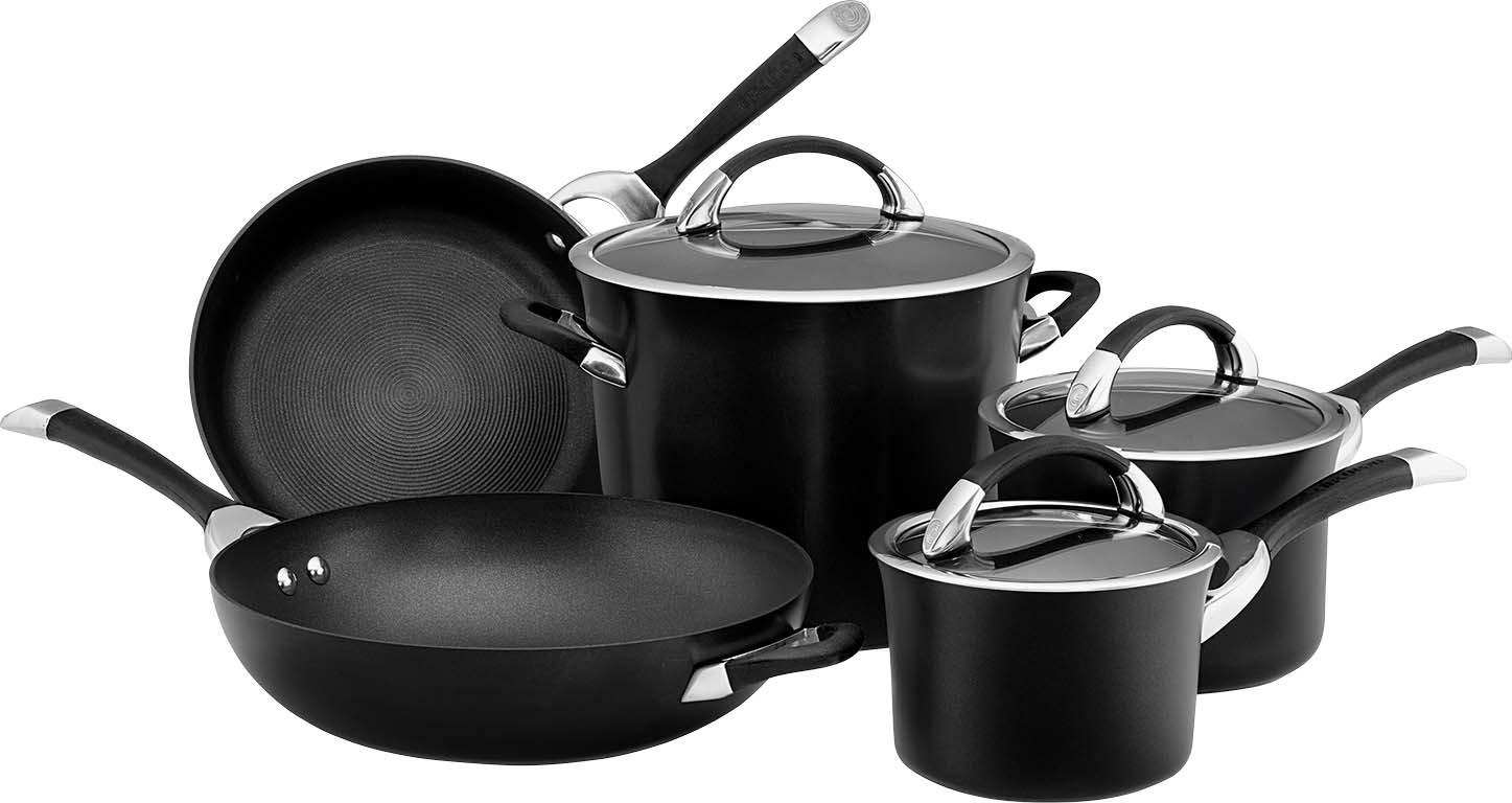 Набор посуды для приготовления пищи Circulon Symmetry, 5 предметов
