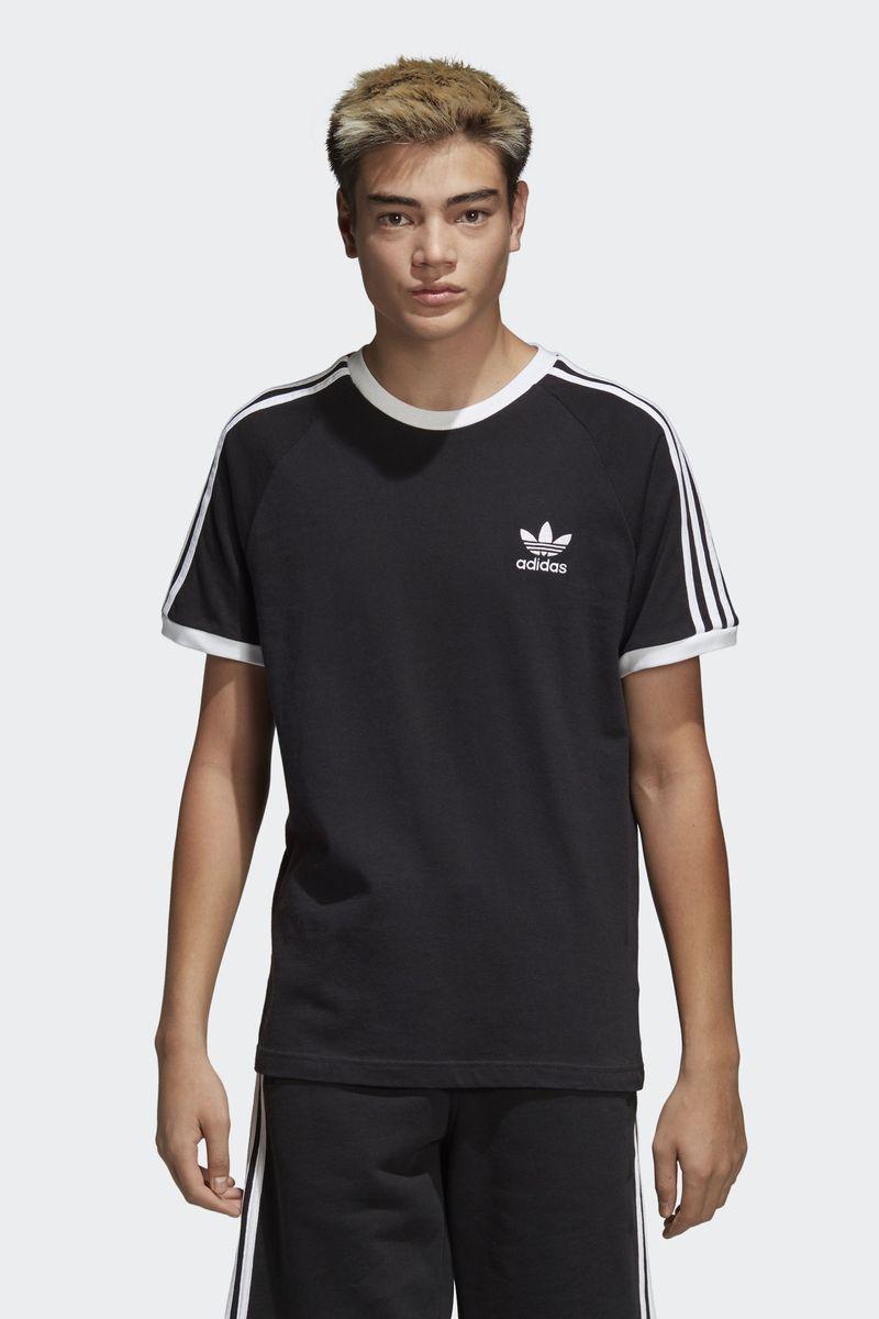 Футболка adidas 3-Stripes Tee футболка мужская adidas ascend tee цвет серый dw5633 размер xl 56 58