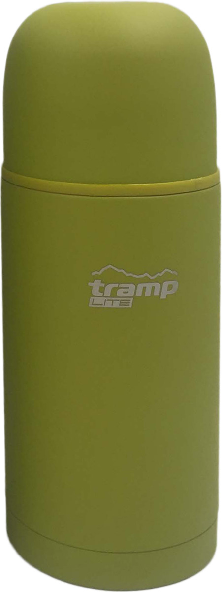Термос Tramp Lite Bivouac, цвет: оливковый, 750 мл. TLC-005