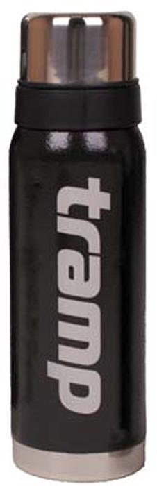 Термос Tramp, цвет: черный, 750 мл. TRC-031